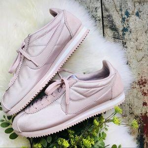 NIKE CORTEZ blush pink shoes sz 10.5 women's NEW